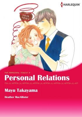 Personal Relations (Harlequin Comics)